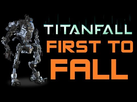 Titanfall - First to Fall Stryder Titan Beasting + Suppressed CAR SMG is nice (Titanfall Gameplay)
