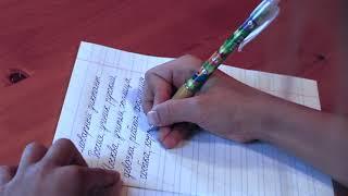 пишем словарный диктант под диктовку 2 класс 1 полугодие