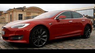 Essai Tesla Model S 100 D 422 ch : La voiture branchée.