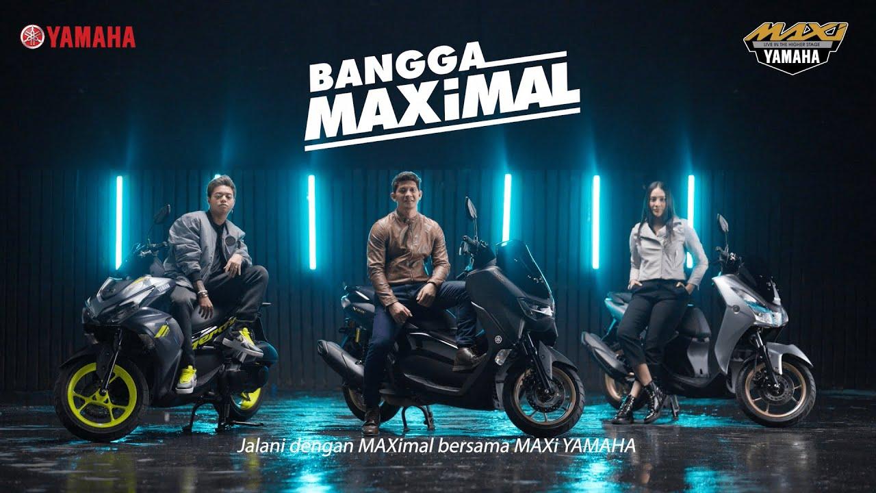 #BanggaMAXimal bersama MAXi Yamaha