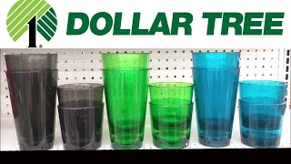 Dollar Tree Shop with ME! NEW DISHES & MORE