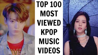 [TOP 100] MOST VIEWED KPOP MUSIC VIDEOS ON YOUTUBE | January 2020