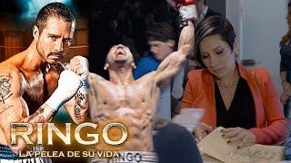 Ringo - Capítulo 46: Ringo gana la pelea, pero pierde a su hijo | Televisa