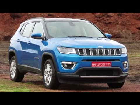 Jeep Compass Launch