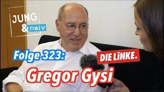 Gregor Gysi (Die Linke) - Jung & Naiv: Folge 323 (Schreiber Edition)