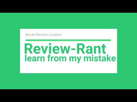 """NCKFA Ozark Trail """"In-Line Spinner""""  Review - Rant"""
