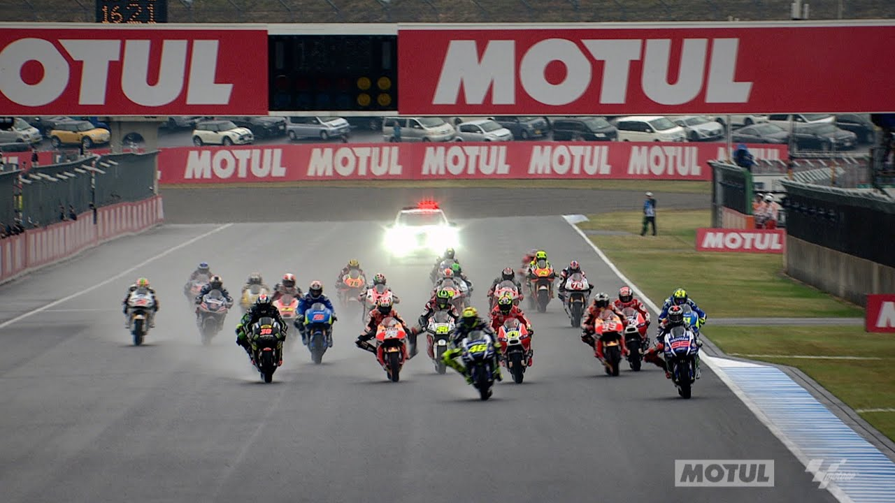 Motul Grand Prix of Japan 2015 - MotoGP best action - YouTube