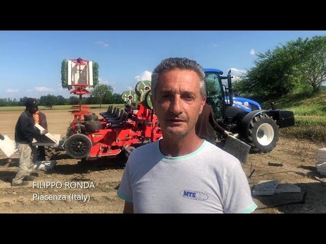 TESTIMONIAL CHECCHI & MAGLI - Filippo Ronda, Piacenza (ITALY)