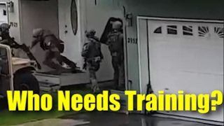 Worst SWAT Raid in History?
