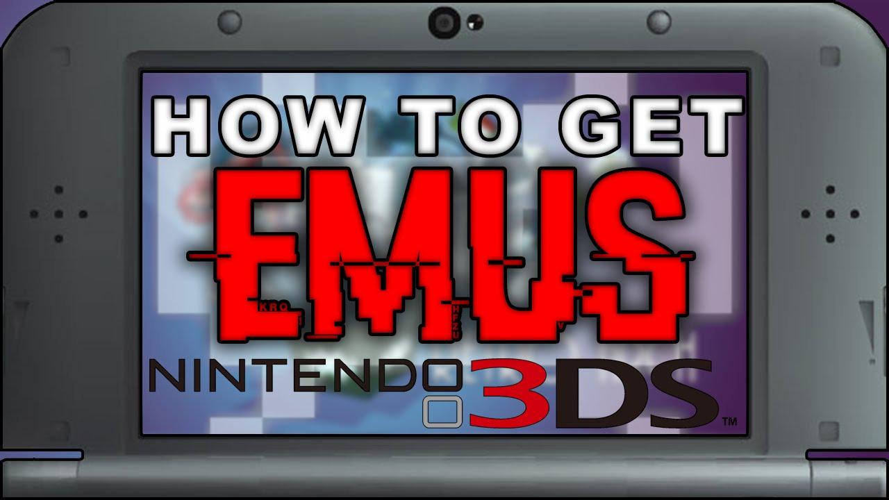 Retroarch: How to Get EMULATORS on Nintendo 3DS - SNES ...