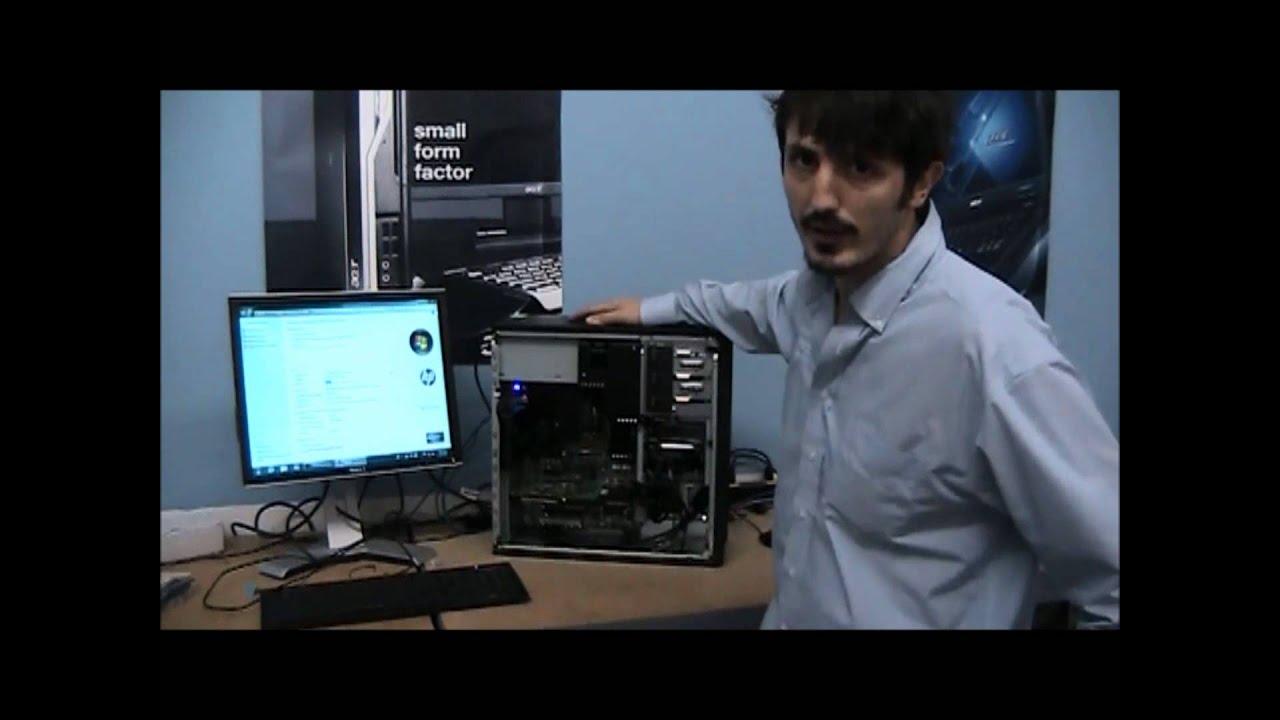 HP Z420 AutoCad Workstation