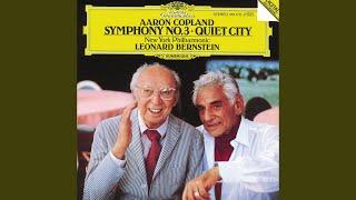 Copland: Symphony No.3 - 1. Molto moderato