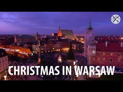 Christmas in Warsaw (Lighting Festival) - Świąteczna Warszawa