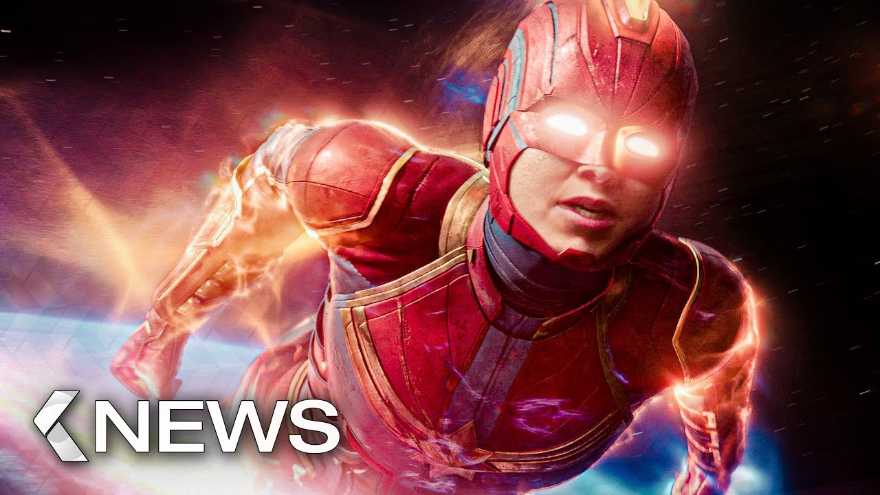 Captain Marvel 2, The Witcher Film, Bad Boys 4... KinoCheck News