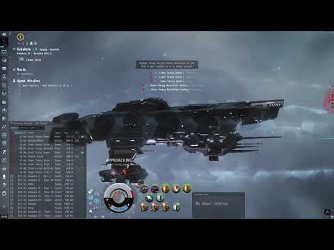 Tengu Heavy Assault Missile Low skill New Frantiers Mad Scientist Eve online