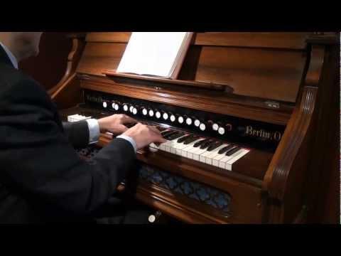Turn Your Eyes Upon Jesus - Helen Howarth Lemmel - Berlin Reed Organ