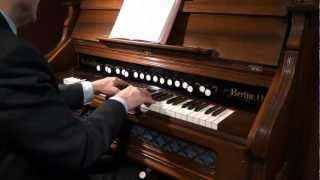 Turn Your Eyes Upon Jesus - Helen Howarth Lemmel - Berlin Reed Organ