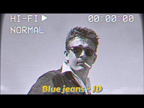 Blue Jeans - (James Dean Tribute Video)