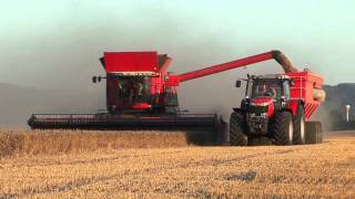 End of year message from Massey Ferguson's Richard Markwell (French)