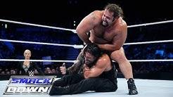 Roman Reigns vs. Rusev: SmackDown, Aug. 6, 2015