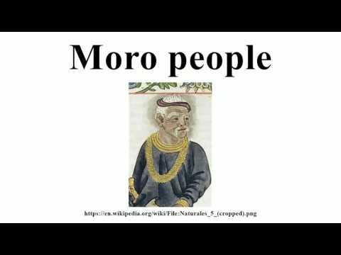 Moro people