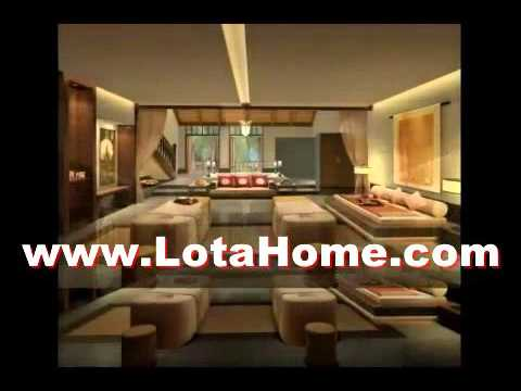the small zen living room furniture ideas - youtube