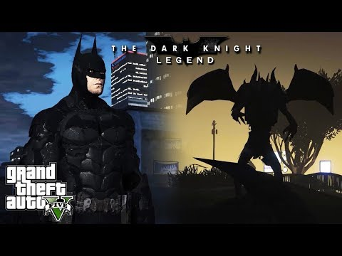 GTA 5: The Dark Knight Legend Part 6 (GTA V Machinima)