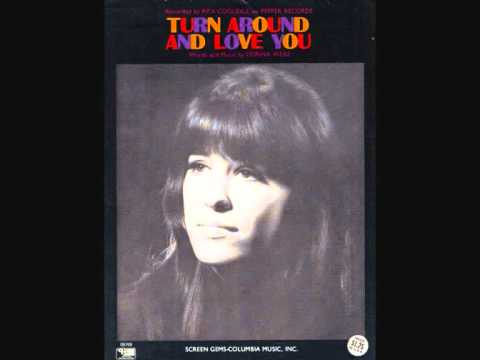 Image result for turn around and love you rita coolidge single images