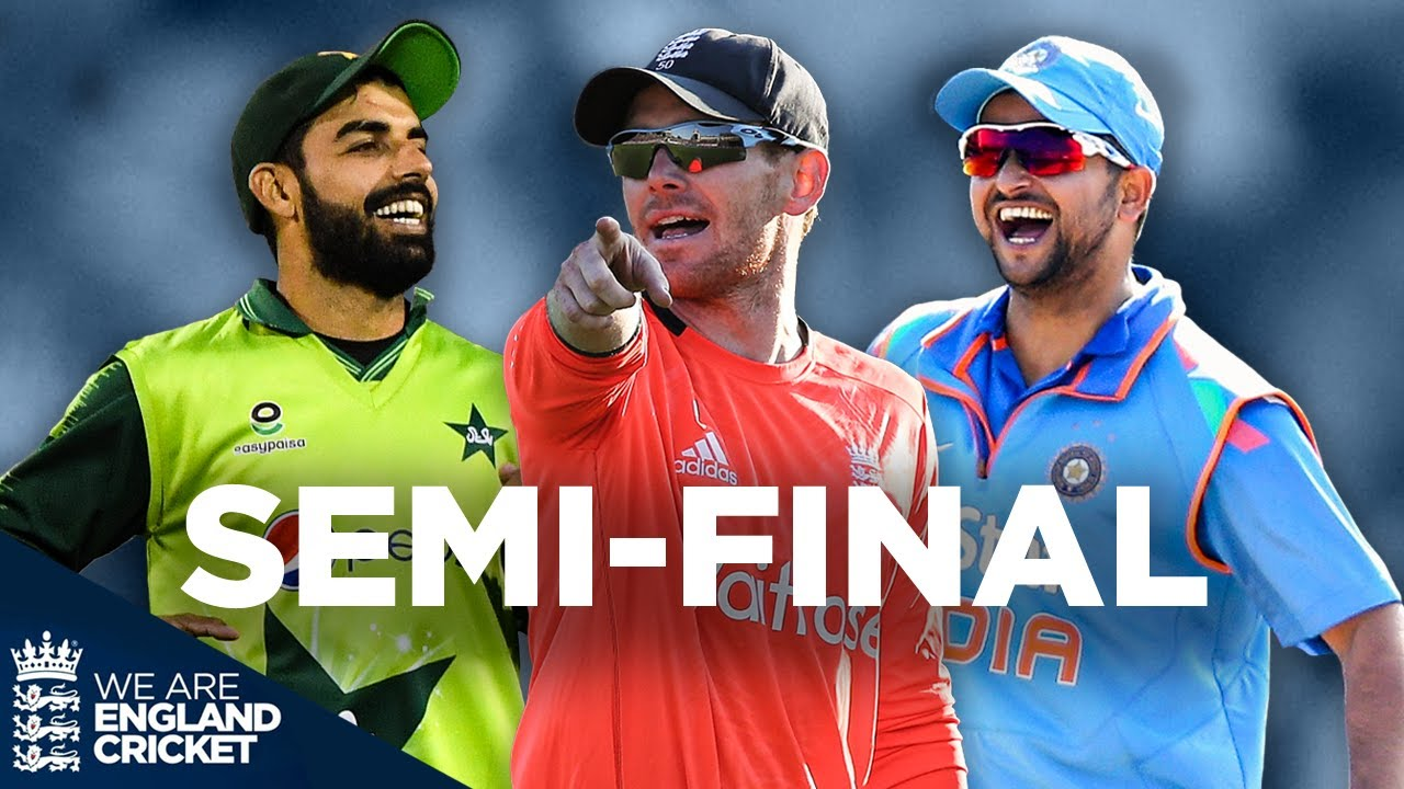 Download Unbelievable England, India & Pakistan Face-off! | Semi-Final | T20 World Cup of Matches