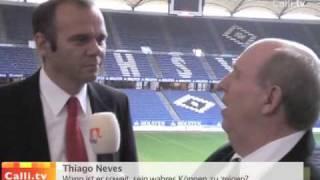 14. Spieltag 08_09: Callis Ligacheck mit Bernd Hoffmann
