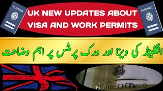 Uk New Announcement about Visa and Work permit Uk News updates Uk immigrant News Uk Work permit News