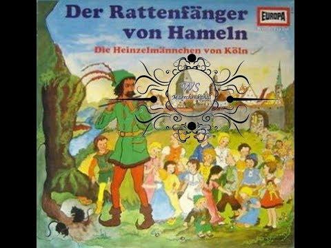 Der Rattenfänger von Hameln - Märchen Hörspiel - EUROPA