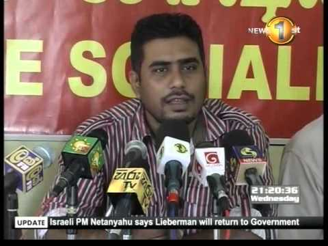 Newsfirst_Frontline Socialist Party and the National Freedom Front on UNP