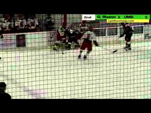George Mason vs. Maryland Ice Hockey, LIVE 2/1/13