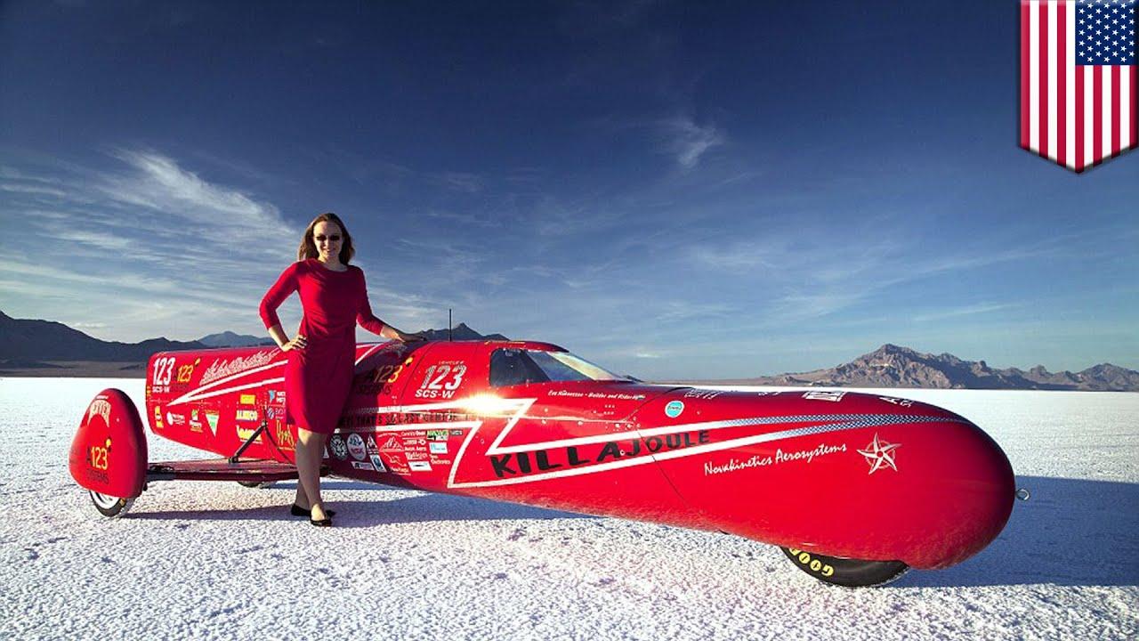 Studentka Buduje Najszybszy Elektryczny Motor Na świecie