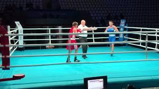 Чемпионат ДФО 2020.  Альберт Гатаулин (Бурятия) vs Михаил Варламов (Саха Якутия)