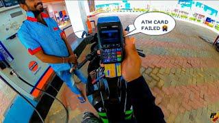 MY CARD FAILED AT HIGHWAY PETROL PUMP 😱   How we shoot Drag Race   Pulsar 220 bs6