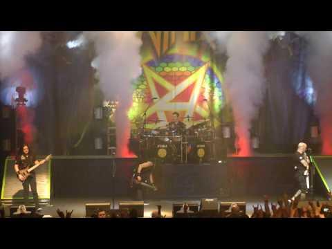 Anthrax - Blood Eagle Wings (Philadelphia,Pa) 4.5.17