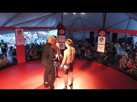 COH 62 125lb Fight, Thomas Garey VS McKinley Lane