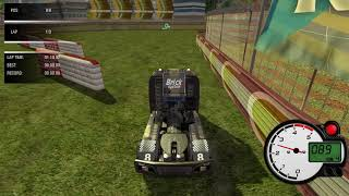 World Truck Racing France Gameplay PC