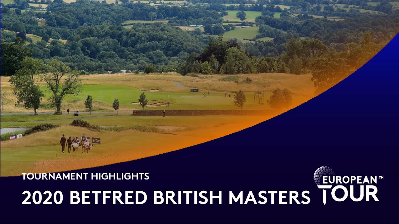 Extended Tournament Highlights | 2020 Betfred British Masters