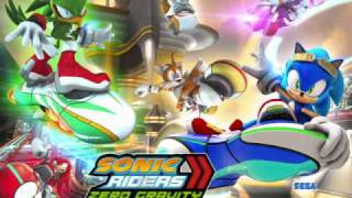 UN -GRAVITY (theme of Sonic Riders:Zero Gravity With lyrics!)