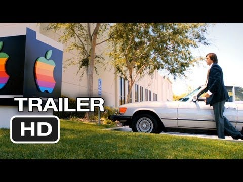 Jobs Official American Legend Trailer (2013) - Ashton Kutcher Movie HD