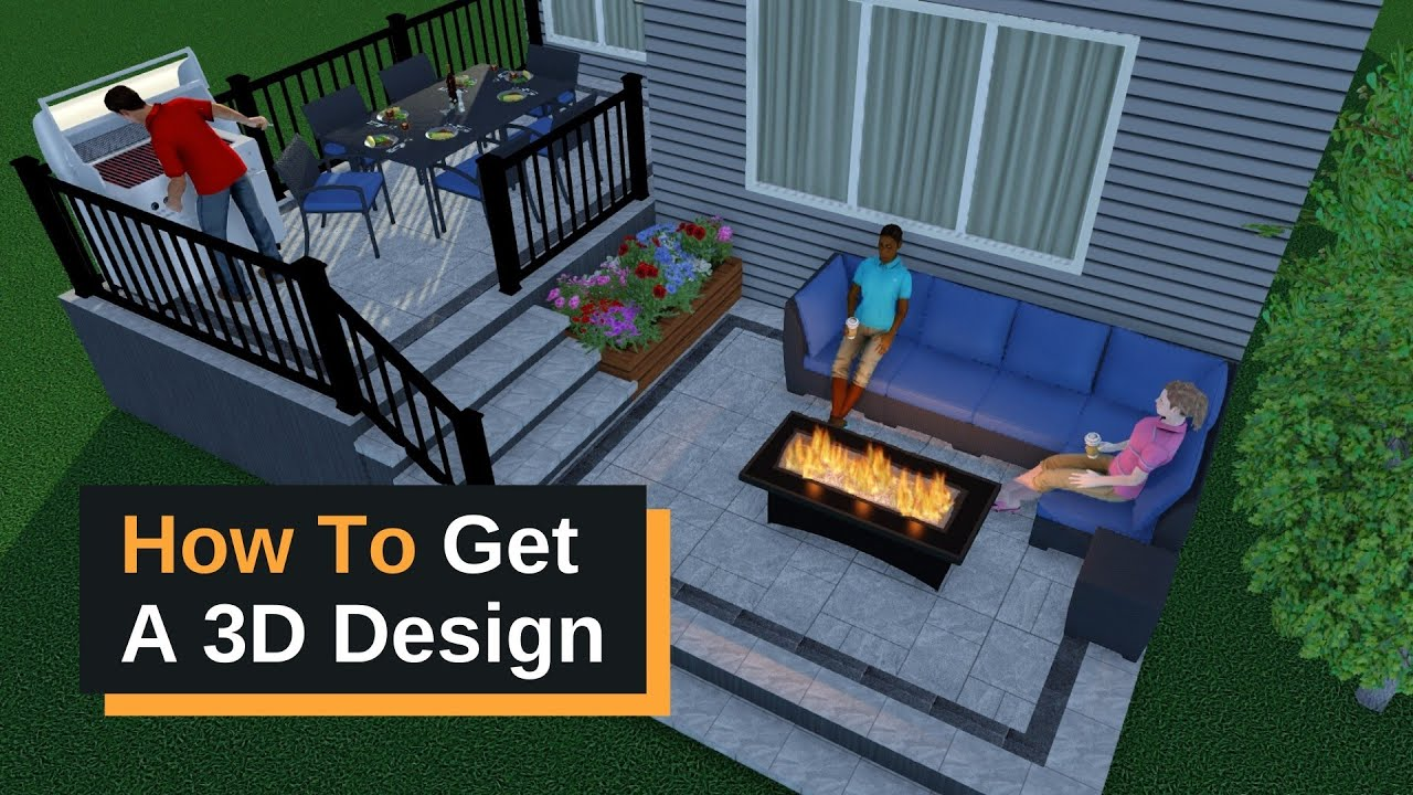 3 Simple Steps To Get A 3D Design With Tanzite