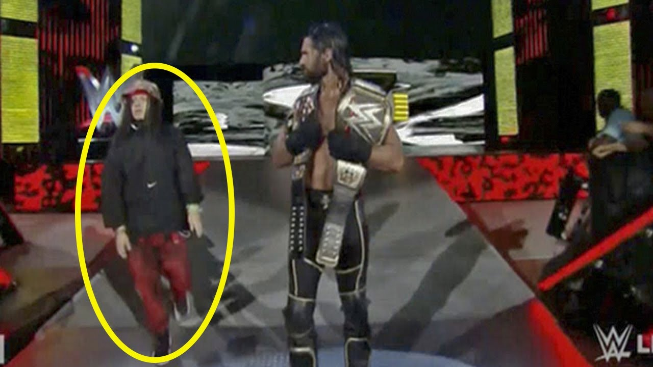 Download 11 Fans Who Are Banned From WWE Forever