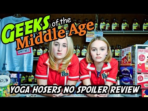 Kevin Smith's Yoga Hosers Review
