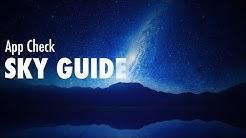 Sternbilder, Planeten, Satelliten und mehr entdecken - App Check Sky Guide AR