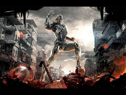 Avengers Age Of Ultron Time Of Dying Music Video