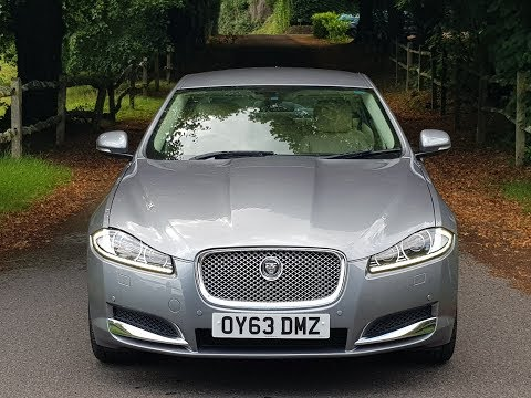 2013 Jaguar XF 2.2d Premium Luxury - Condition Review and Walkaround