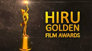 Hiru Golden Film Awards 2014 - Special Moments